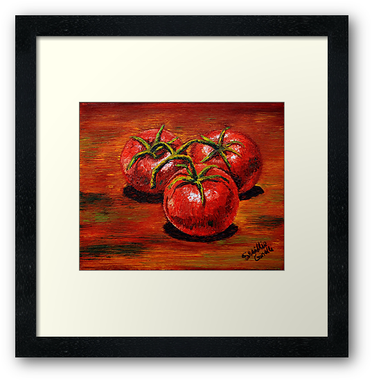 Tomatoes by sesillie