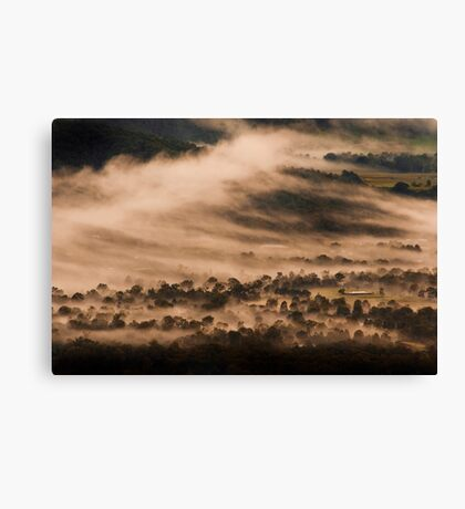 Samford Valley Sprits Canvas Print