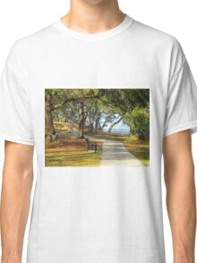 Sit By The River Classic T-Shirt