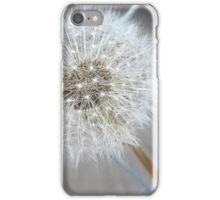 Through The Fence - Dandelion  iPhone Case/Skin