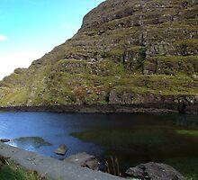 Mountain Lake - Gap of Dunloe, Kerry, Ireland by CFoley