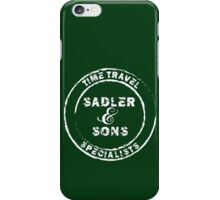 Continuum - Sadler and Sons iPhone Case/Skin