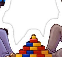 Daft Punk - Lego Sticker