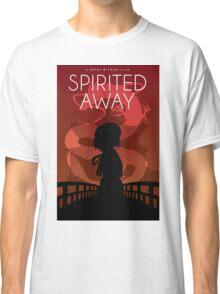 Spirited Away Movie Poster Classic T-Shirt