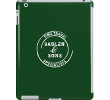 Continuum - Sadler and Sons iPad Case/Skin