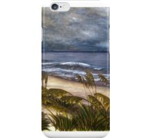 Into Grey Sky Morning iPhone Case/Skin