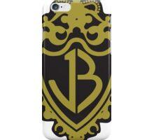 Jonas Brothers old logo iPhone Case/Skin