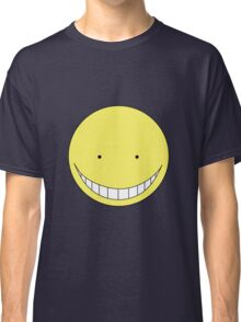 korosensei Assasination Classrom Square Face Classic T-Shirt