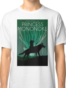 Princess Mononoke Movie Poster Classic T-Shirt