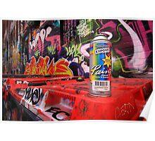 Graffiti tool Poster