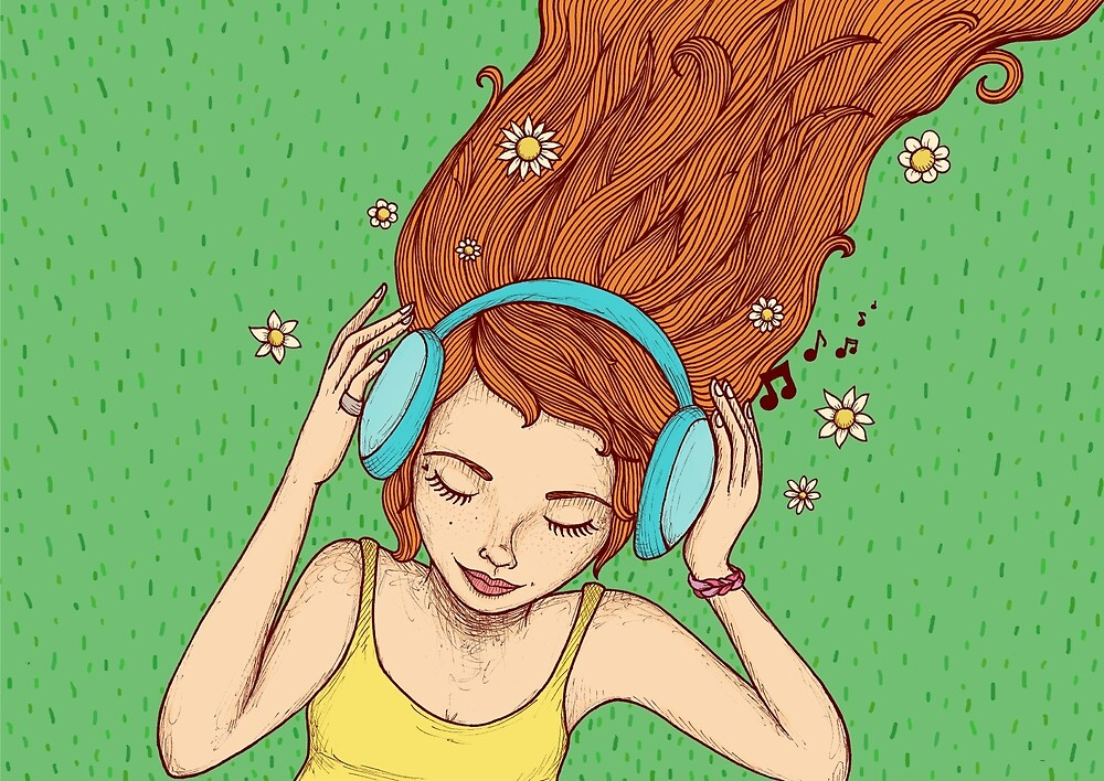 Summer, music and relax by stardixa