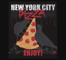 NYC PIZZA - ENJOY! T-Shirt