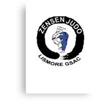 Lismore Zensen Judo Club Canvas Print