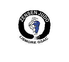 Lismore Zensen Judo Club Photographic Print