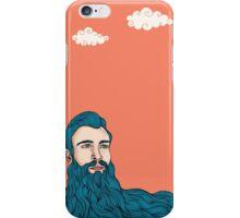 Él y el mar iPhone Case/Skin