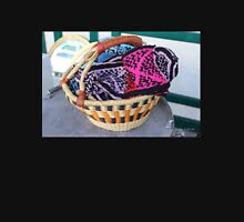 Basket of Knitted Things Unisex T-Shirt