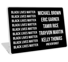 Black Lives Matter Laptop Skin