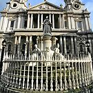 """""""St Paul's Cathedral, London"""" by Bradley Shawn  Rabon"""