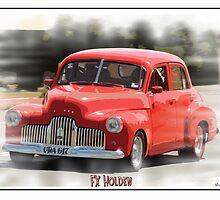 FX Holden Pick Up, Uet by MidnightRocker