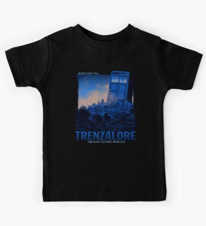 Trenzalore Kids Tee