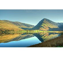 Buttermere in November Photographic Print