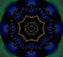 Photoshopped Kaleidoscope by Dayonda