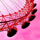 Pink London by carrieH
