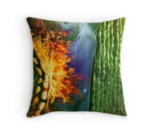 elemental Throw Pillow