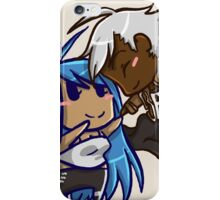 Wolf & Ghost iPhone Case/Skin