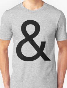Ampersand (Helvetica Neue) T-Shirt