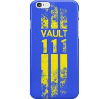 Vault 111 iPhone Case/Skin