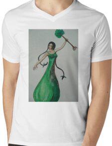 Fairywand Mens V-Neck T-Shirt
