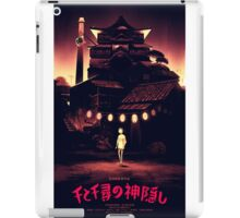 Original Poster iPad Case/Skin
