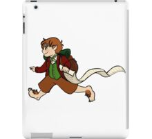 The Hobbit: Roads go ever on iPad Case/Skin