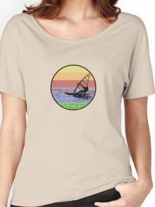 Windsurfing Women's Relaxed Fit T-Shirt