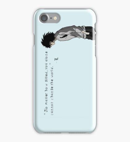 Death note - L - iPhone Case/Skin