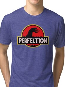 Perfection: Tremors Park Tri-blend T-Shirt