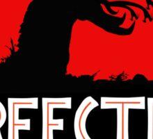 Perfection: Tremors Park Sticker