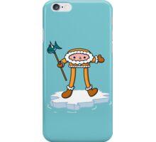 eskimo pi iPhone Case/Skin