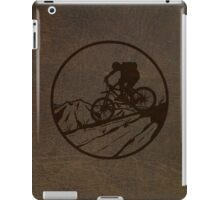 biking iPad Case/Skin