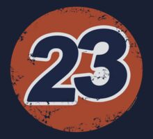 Number 23 Kids Clothes