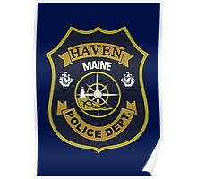 Haven Police Department Poster