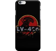 LV-426 iPhone Case/Skin
