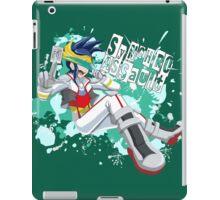 Synchro Assault  iPad Case/Skin