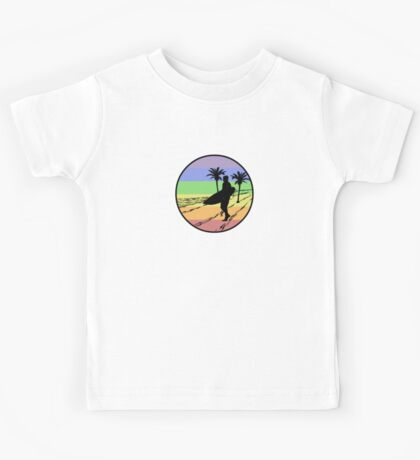 surfing Kids Tee