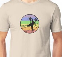 surfing Unisex T-Shirt