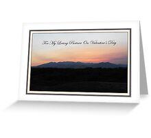 Loving Partner Greeting Card