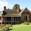 Waite Institute, Urrbrae, South Australia by BronReid