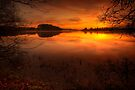 Menteith Sunrise by Karl Williams