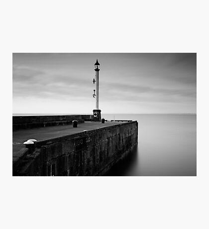 Bridlington Harbour Photographic Print